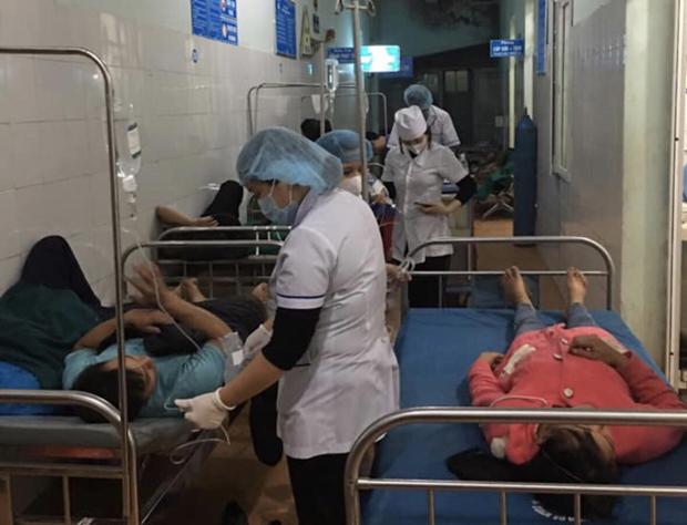 Hà Giang: 11 người ngộ độc nghi do ăn nấm - Hình 1