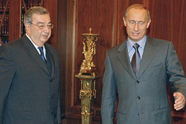 Hé lộ âm mưu cản đường Putin làm tổng thống Nga - Hình 1
