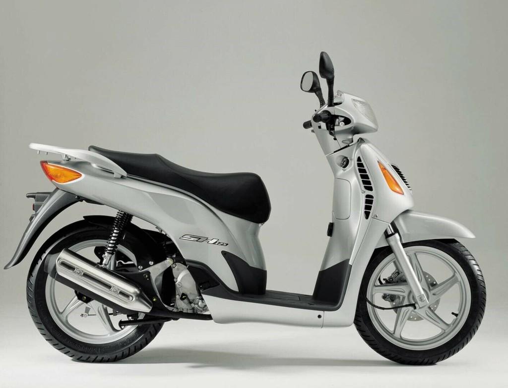 Honda SH tại VN thay đổi thế nào sau gần 20 năm? - Hình 1