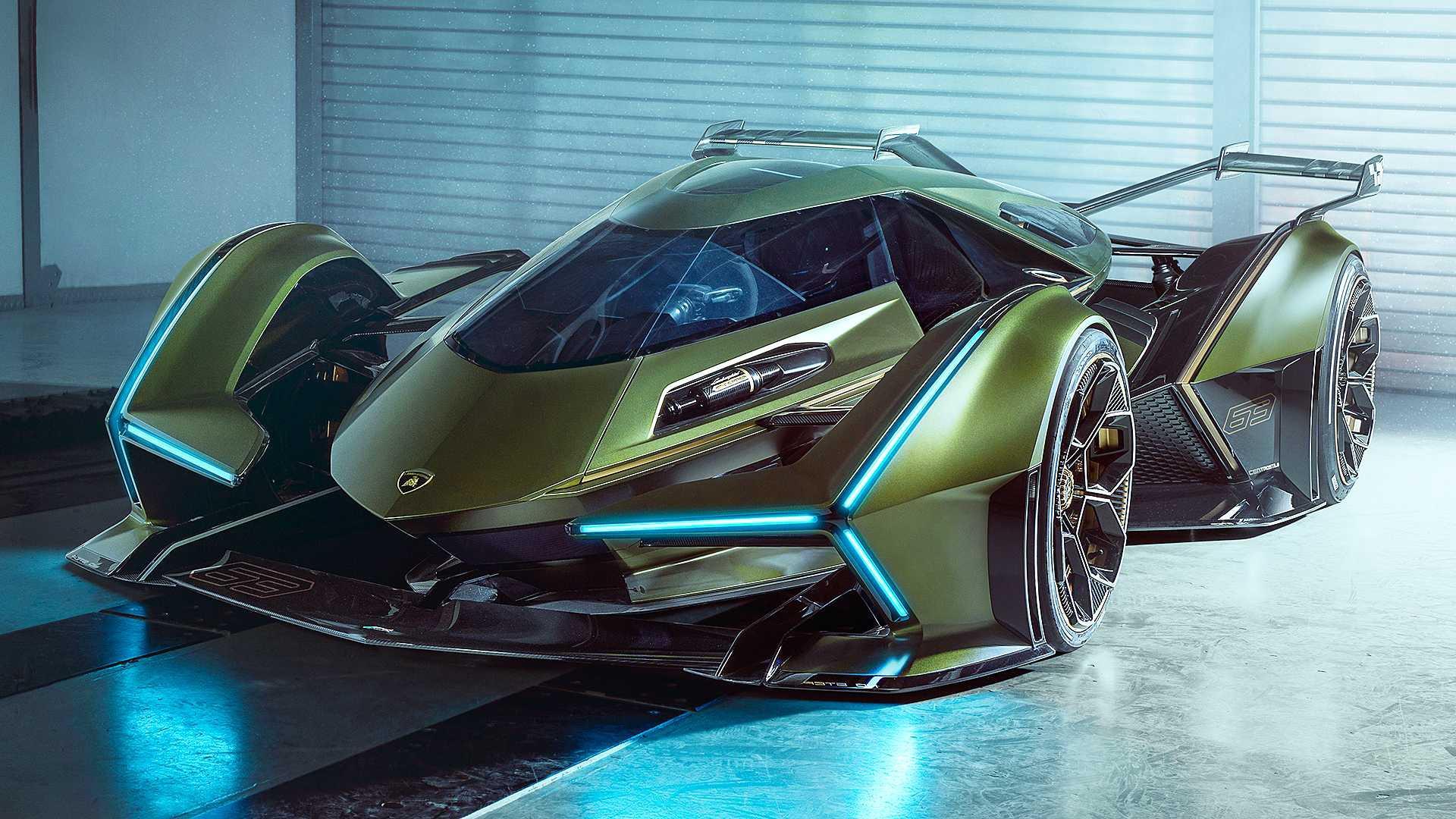 Lamborghini mang concept siêu ấn tượng từ game ra đời thực - Hình 1