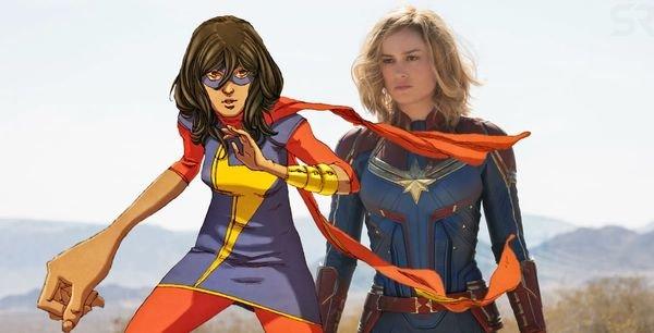 MCU sẽ khác biệt như thế nào nếu Captain Marvel xuất hiện trong Age Of Ultron! - Hình 2