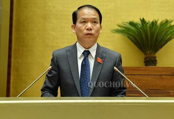 Phó Tổng Thư ký Quốc hội được giới thiệu để QH bầu giữ chức vụ mới - Hình 1