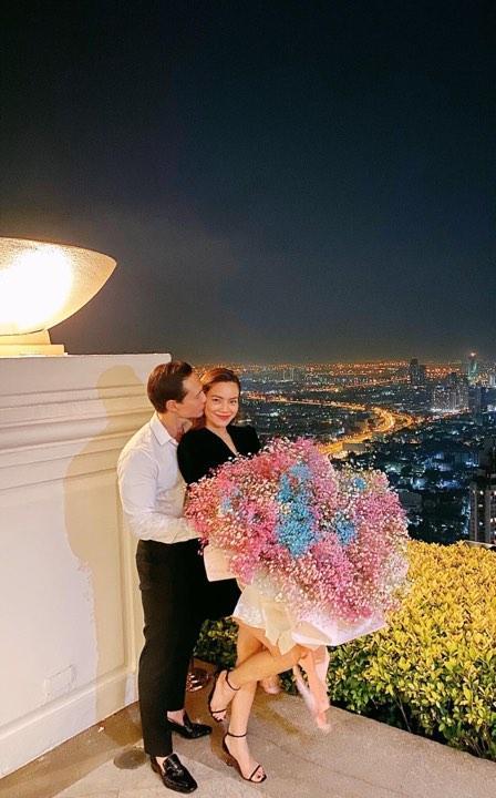 Bất ngờ trước món quà sinh nhật của Kim Lý dành tặng cho Hồ Ngọc Hà - Hình 1
