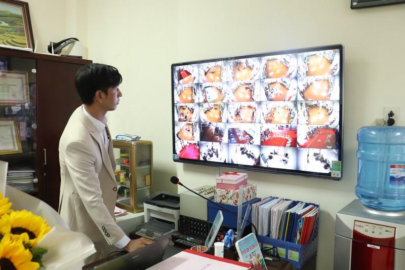 Triển khai thí điểm hệ thống camera giám sát học đường và mạng xã hội giáo dục tại Lào Cai - Hình 2