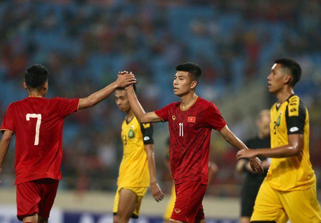 U22 Việt Nam từng 3 lần hủy diệt U22 Brunei ở trận mở màn SEA Games - Hình 1
