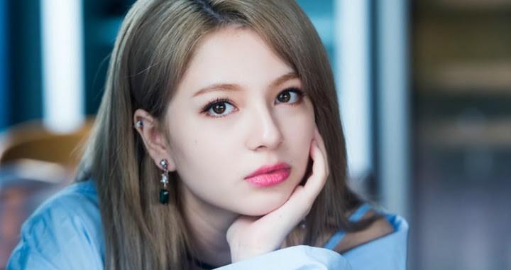 Vẻ đẹp lai của những nữ thần tượng Kpop - Hình 11