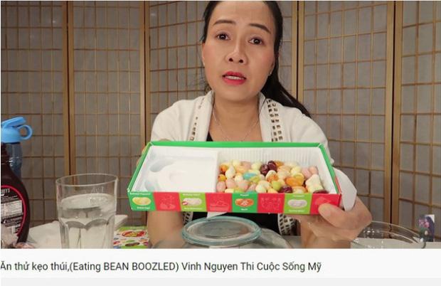 Vinh Nguyễn Thị - Youtuber xàm duyên dáng lại có màn miêu tả vị béo khiến dân mạng bối rối: Béo hiền, béo nhẹ nhàng, béo... cao độ - Hình 2