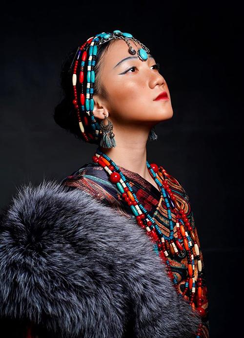 Mẫu nhí đại diện cho Tuần thời trang và làm đẹp quốc tế VN 2019 - Hình 1