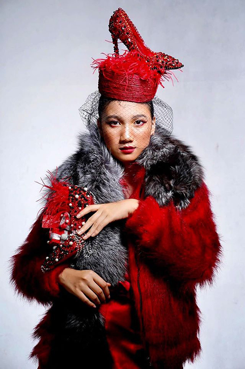 Mẫu nhí đại diện cho Tuần thời trang và làm đẹp quốc tế VN 2019 - Hình 2