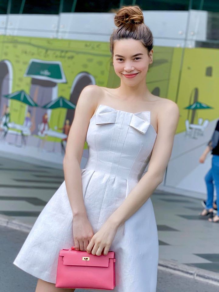 Bí quyết gì giúp Hà Hồ đón sinh nhật 35 vẫn tươi trẻ như gái đôi mươi - Hình 8