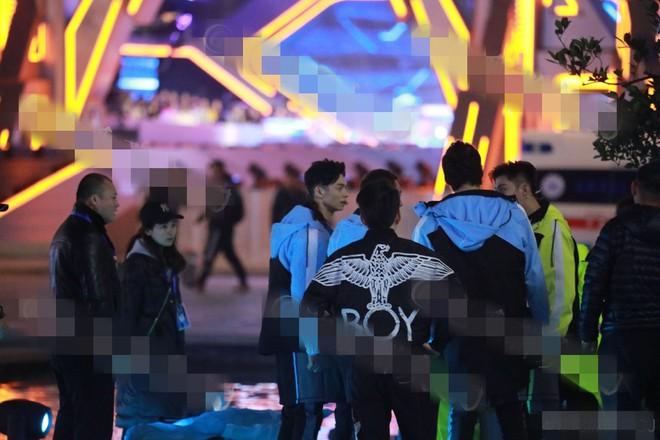 Loạt sao Hoa ngữ bị thương nặng khi tham gia game show - Hình 2