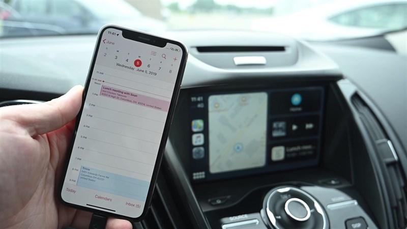 Xe hơi Apple sẽ dùng iPhone để làm chìa khóa, rất tiện lợi phải ...