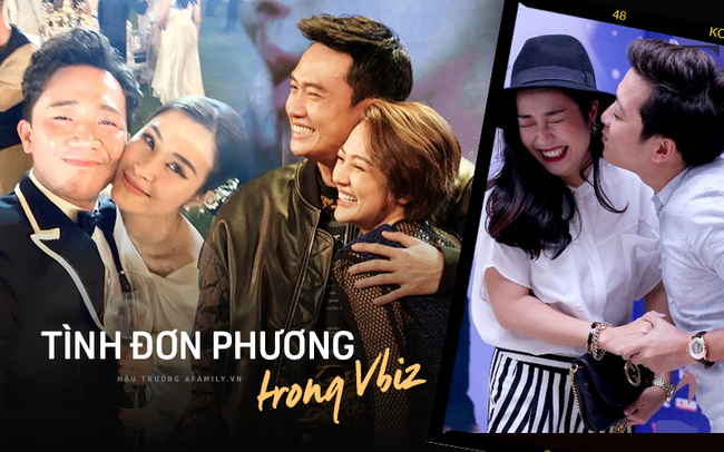 Không riêng Trấn Thành từng tỏ tình thất bại với Đông Nhi, showbiz Việt còn tồn tại những mối tình chưa dám nói ra đầy nuối tiếc - Hình 1