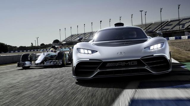 Siêu xe Mercedes-AMG One cần thêm 2 năm để tới tay đại gia mê tốc độ - Hình 1