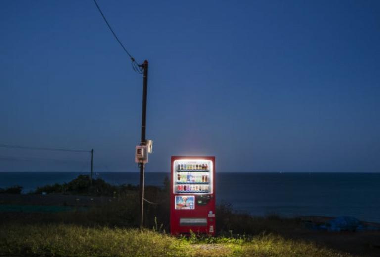 Những chiếc máy bán hàng cô đơn ở Nhật Bản - Hình 1