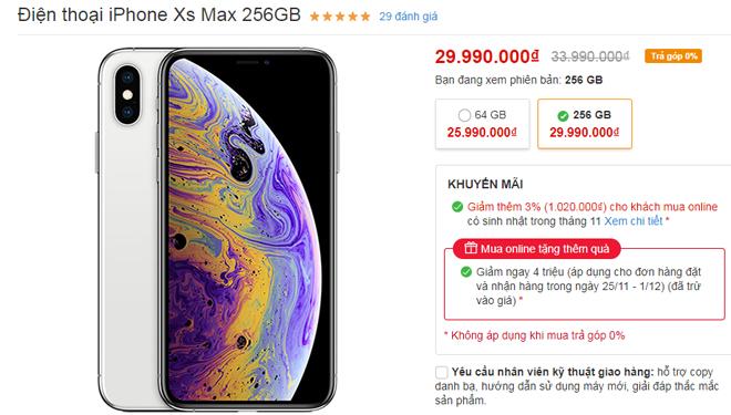 Tổng hợp smartphone đang giảm giá dịp Black Friday - Hình 1