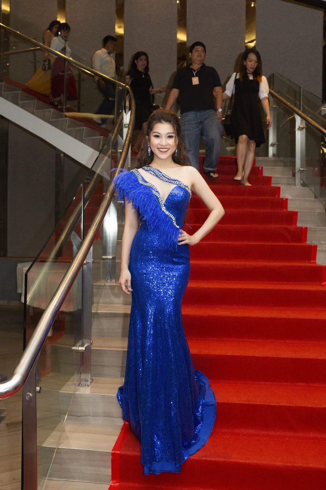 Trương Bảo Như hồi hộp khi lần đầu làm MC chương trình mang tầm cỡ quốc gia - Hình 9