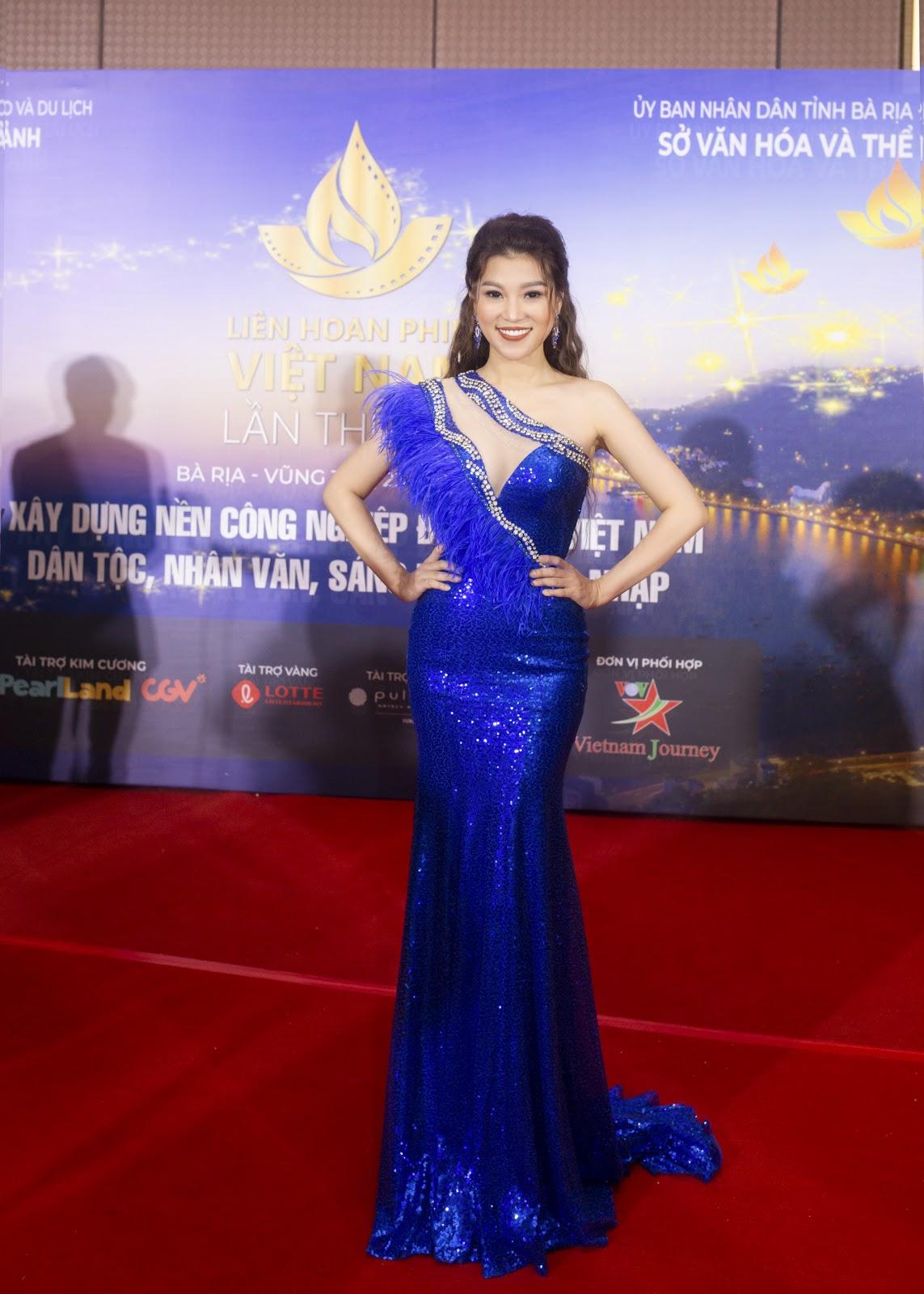 Trương Bảo Như hồi hộp khi lần đầu làm MC chương trình mang tầm cỡ quốc gia - Hình 1