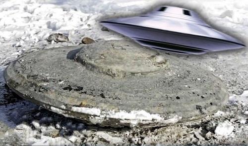 Thực hư việc những người khai thác than ở Nga tìm thấy UFO dưới lòng đất - Hình 1