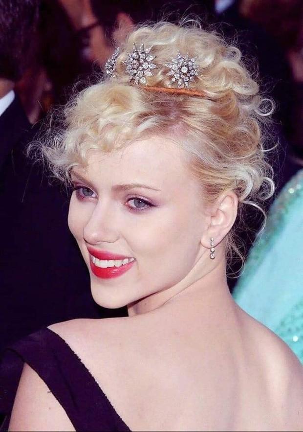 Vẻ đẹp thời thiếu nữ của Scarlett Johansson - Hình 2
