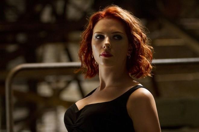 Vẻ đẹp thời thiếu nữ của Scarlett Johansson - Hình 1