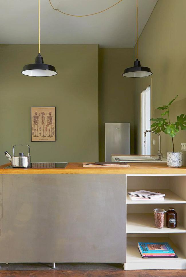 15 ý tưởng bố trí nội thất cho nhà bếp nhỏ khiến bạn không còn cảm thấy khó chịu vì không gian chật hẹp - Hình 1