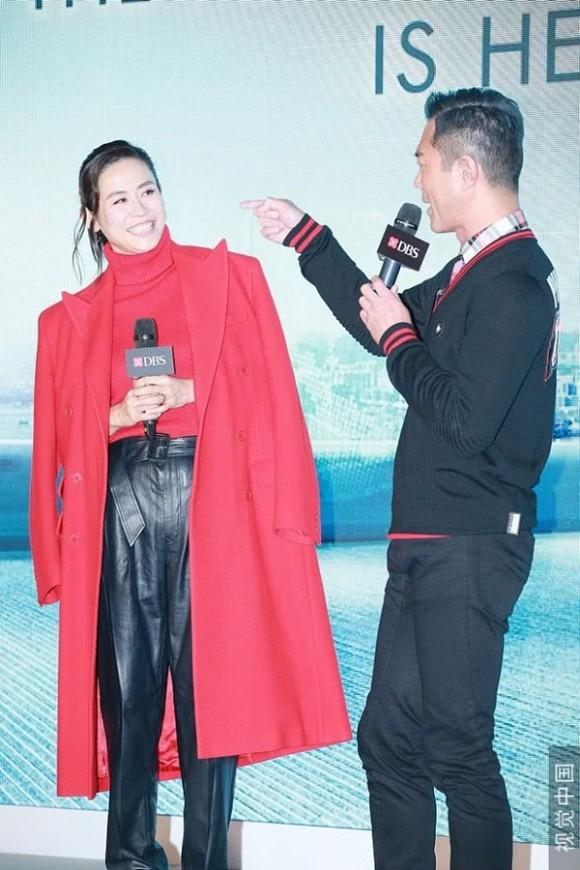 Dương Quá Cổ Thiên Lạc và Tuyên Huyên ngọt ngào tại sự kiện, fan nhiệt tình ghép đôi thành một cặp - Hình 1