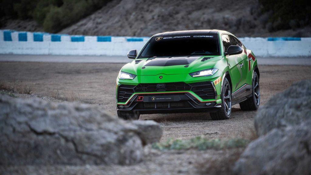 Lamborghini chính thức ra mắt xe đua Urus ST-X - Hình 2