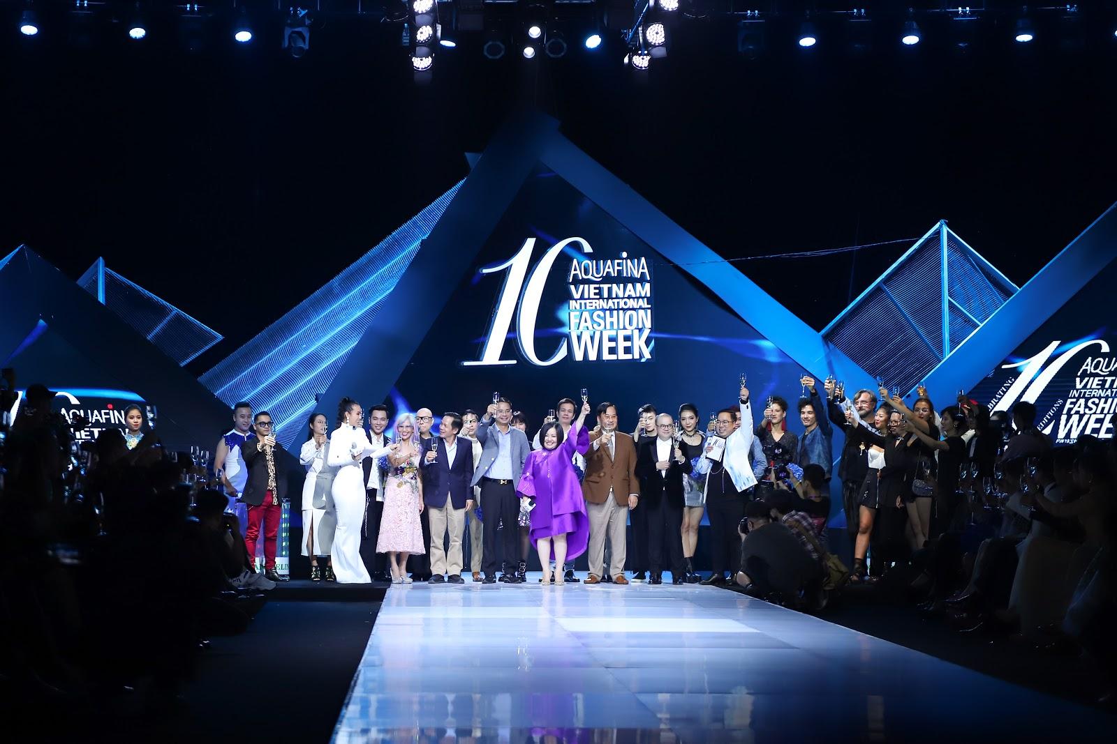 Vietnam International Fashion Week - Hành trình đưa nghành thời trang đến gần hơn với quốc tế - Hình 9
