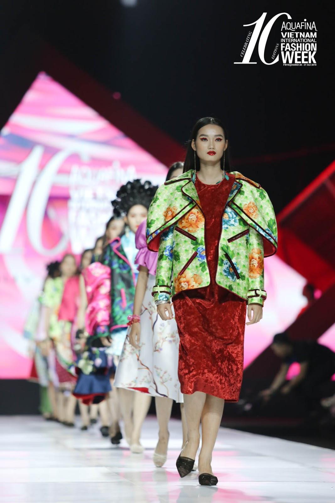 Vietnam International Fashion Week - Hành trình đưa nghành thời trang đến gần hơn với quốc tế - Hình 8