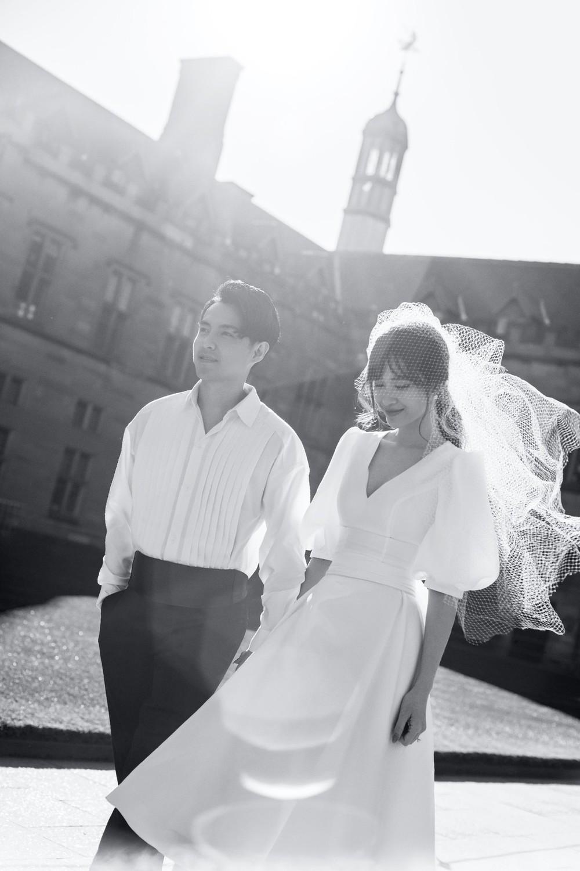 Sao Việt thích thú khi Đông Nhi - Ông Cao Thắng tung ảnh cưới ở Úc - Hình 2