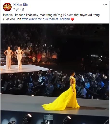 Trước thời khắc trao lại vương miện, H'Hen Niê nhớ lại cú xoay thần thánh giúp cô lọt 5 Miss Universe - Hình 1