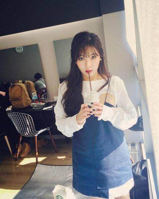 Bị chê make up lố, ai ngờ HyunA trút bỏ lớp phấn lại đỉnh đến mức thừa sức đọ lại thánh mặt mộc Suzy - Hình 9