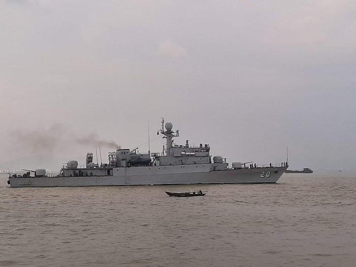 Có thật tàu Pohang 20 của Hải quân Việt Nam gắn được tên lửa Kh-35? - Hình 1
