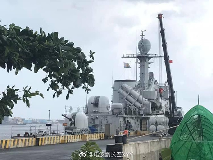 Có thật tàu Pohang 20 của Hải quân Việt Nam gắn được tên lửa Kh-35? - Hình 2