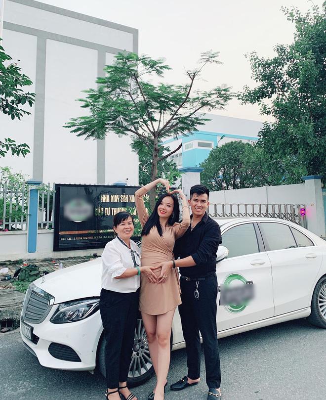 Hot girl Việt từng được đài SBS phỏng vấn khoe ảnh bầu 6 tháng, thân hình khiến tất cả bất ngờ - Hình 4