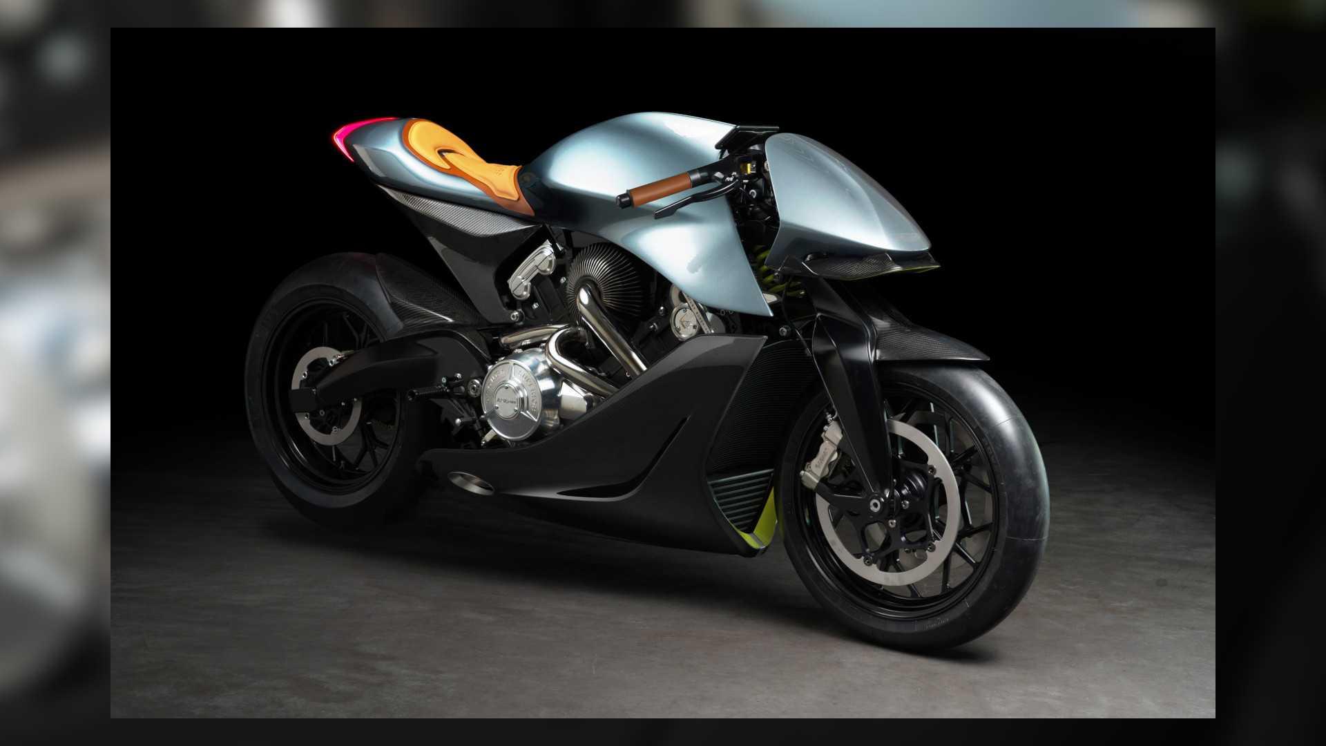 Lộ diện siêu motor mới của Aston Martin khiến tay chơi nào cũng phải phát thèm - Hình 1