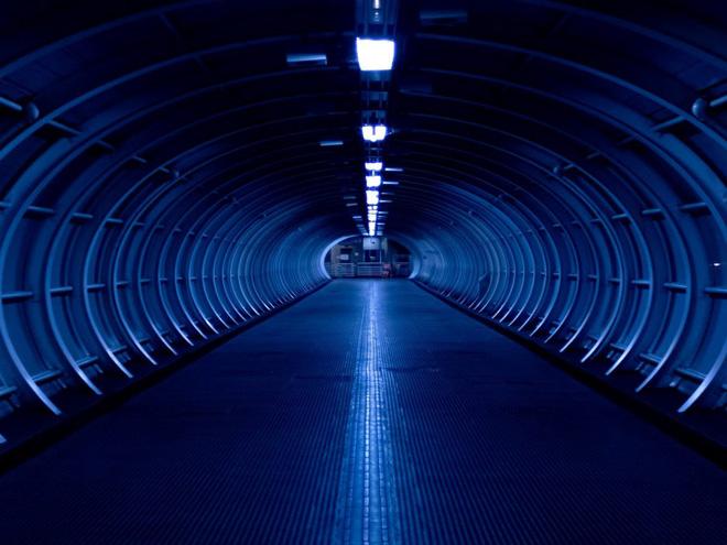 Thành phố Hà Bắc, Trung Quốc sẽ xây dựng đường hầm tàu đệm từ chỉ để ship hàng - Hình 1