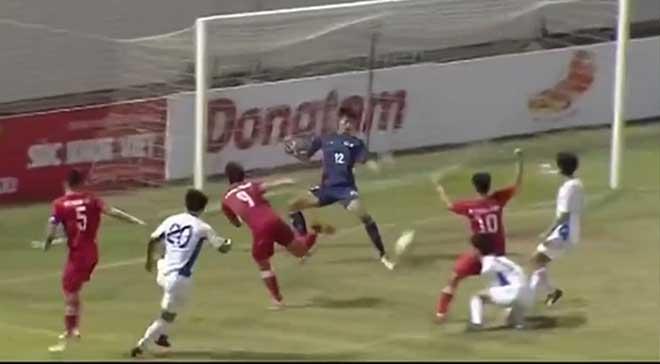 U21 Việt Nam - U21 Nhật Bản: Hai pha bóng bùng nổ, vỡ òa chức vô địch - Hình 1