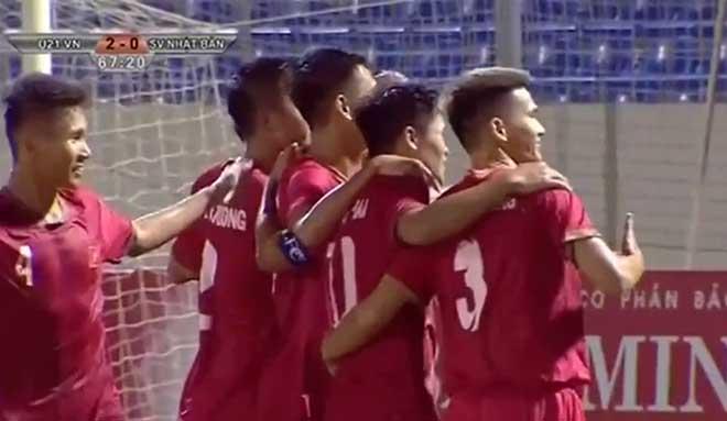 U21 Việt Nam - U21 Nhật Bản: Hai pha bóng bùng nổ, vỡ òa chức vô địch - Hình 2