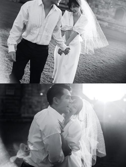 Váy chụp ảnh cưới của Đông Nhi được làm trong 1 tuần - Hình 3