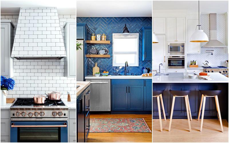 Với giá thành không hề đắt, gạch trang trí là lựa chọn tuyệt vời để bạn sở hữu nhà bếp đẹp đến ngỡ ngàng - Hình 1