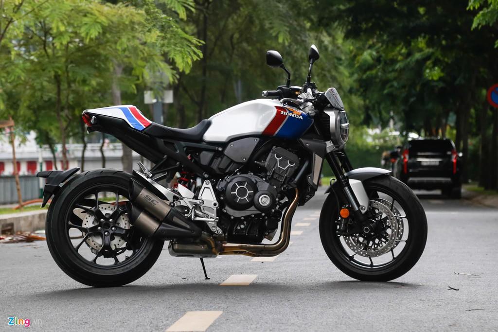 Điểm danh 4 mẫu môtô Neo Sports Café của Honda tại Việt Nam - Hình 1