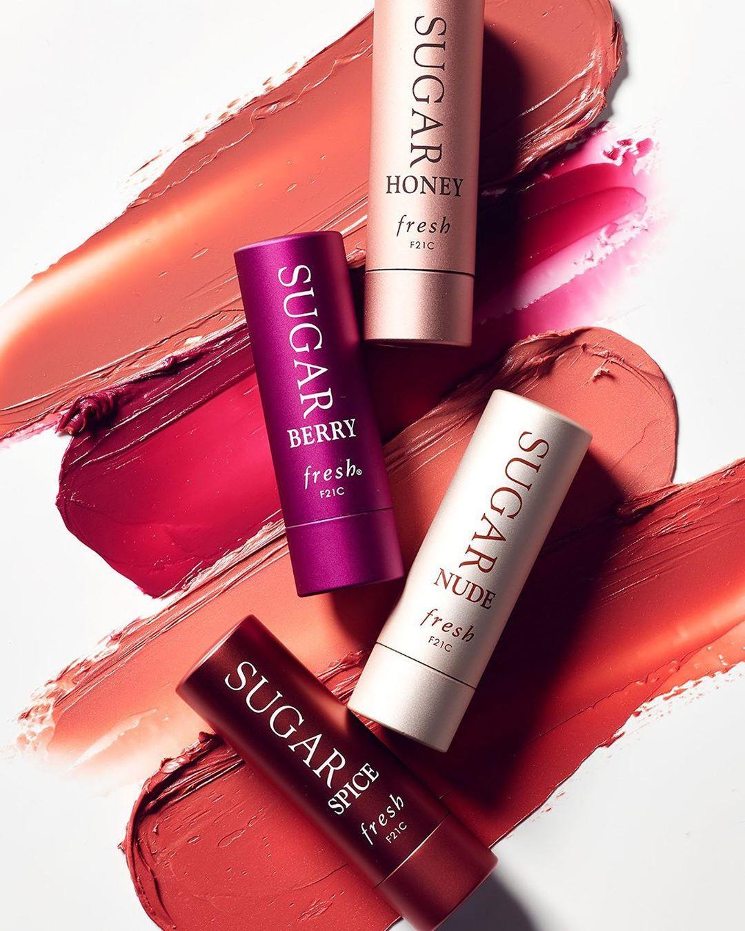 Fresh Sugar Tinted Lip Treatment - thỏi son dưỡng được lòng hội bạn gái những ngày này - Hình 1