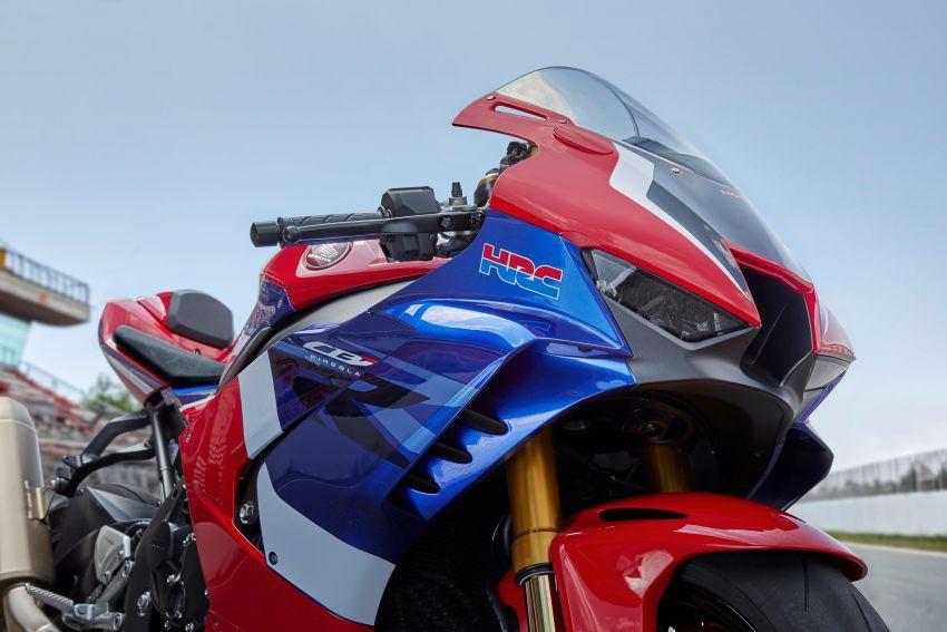 Hình ảnh Honda CBR1000RR-R Fireblade 2020 - Hình 1