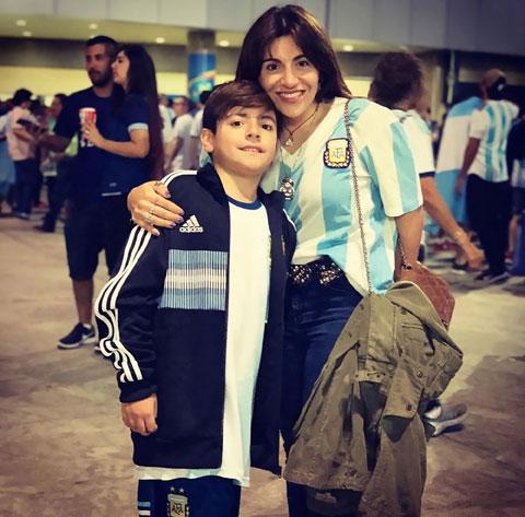 Maradona tước quyền thừa kế của con gái - Hình 2