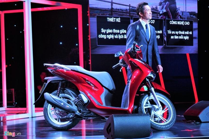 Những mẫu xe cùng tầm giá với Honda SH 2020 - không có nhiều lựa chọn - Hình 1