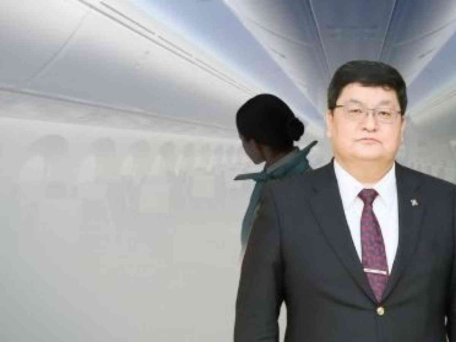 Thẩm phán Mông Cổ bị bắt vì sờ soạng tiếp viên hàng không Hàn - Hình 1