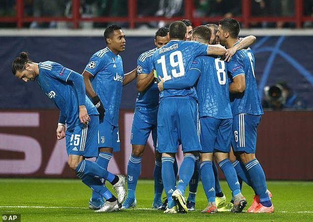 Thắng nghẹt thở phút 93, Juventus giành vé đi tiếp - Hình 2