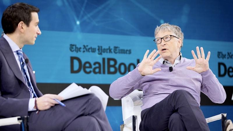 Bill Gates: Windows Mobile sẽ đánh bại Android nếu không bị chống độc quyền - Hình 1